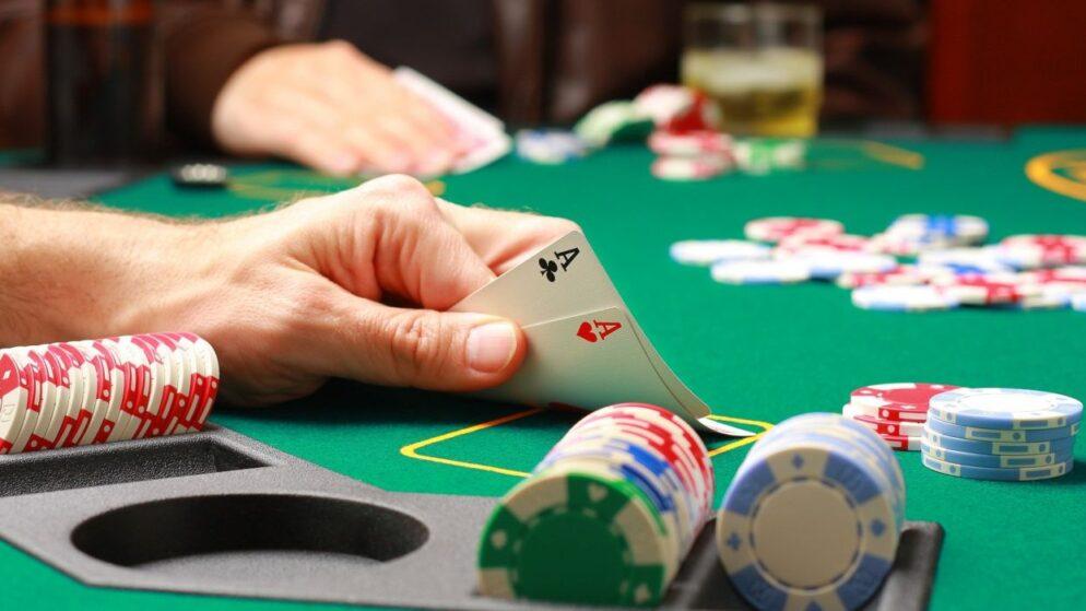 Hold'em Poker-Spielregeln